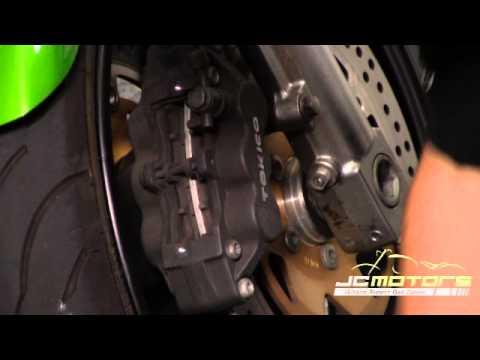 How To Change Motorcycle Ke Pads