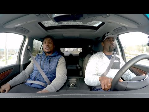 Driving with Gee - Dion Jordan