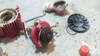 كيفية اصلاح مضخة الماء المنزلية  How to repair household water pump