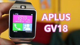 Reloj inteligente APLUS GV18, review en español