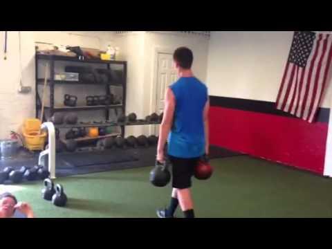 Strength training: underground strength training zach even esh