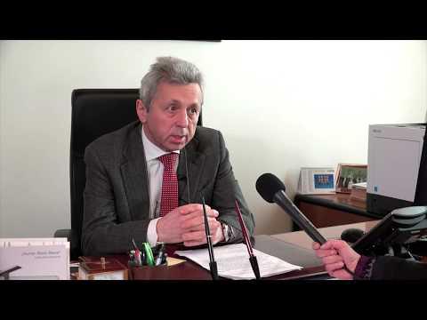Interview mit Luigi Parisotto, Direktor Banca d'Italia Zweigstelle Bozen