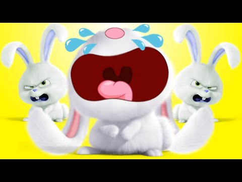 Secret Life of Pets 5 Little Monkeys Jumping On The Bed - Nursery Rhymes for Kids - Baby Song