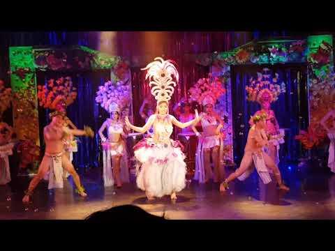 Tahitian Dance clip - Amazing Philippine Show