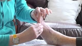 Personal Foot Care - Urdu