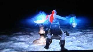 God Of War 3 Detonado Modo Chaos (45)  - Adeus Zeus