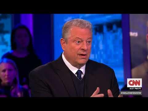 The Van Jones Show - Al Gore Interview (Pt  1 of 3) |  4/7/18