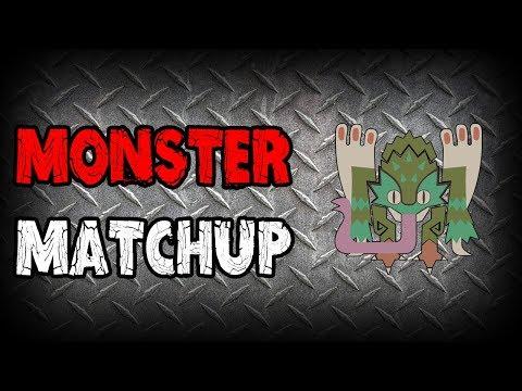 MONSTER MATCHUP  PukeiPukei (Monster Hunter: World)