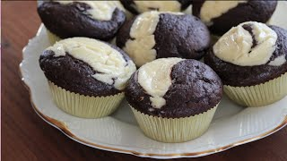 Starbucks Double Chocolate Cheesecake Muffins