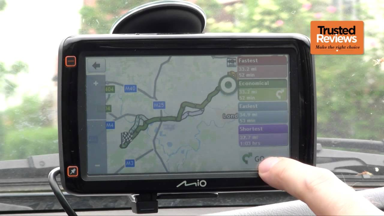 Инструкция gps навигаторов mio map