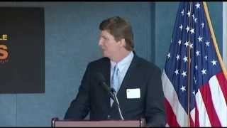 Time Capsule to Mars Press Conference National Press Club footage