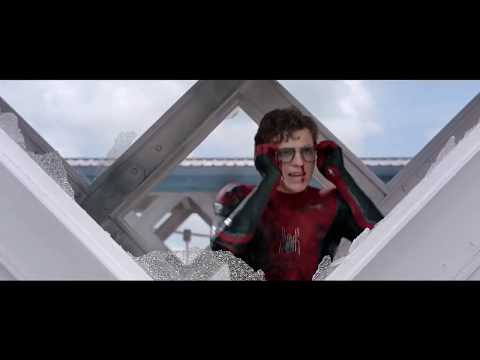 Spiderman Vs Mysterio  |  Spider Man Far From Home | Final Battle
