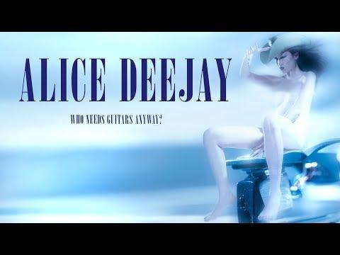 Alice Deejay - Who Needs Guitars Anyway? (2000) (Full Album) mp3