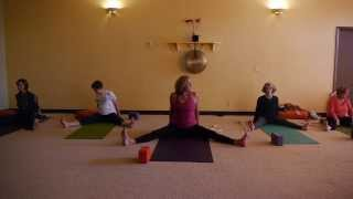 Gentle Yoga Therapy for Osteoporosis and Osteoarthritis - Empower yourself!