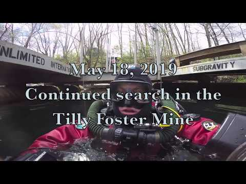 Never Ending Search Of The Tilly Foster Mine