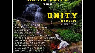 Unity Riddim Mix (Full) Feat. Capleton, Pressure, Sizzla, Fantan Mojah, Luciano, (Feb. 2018)