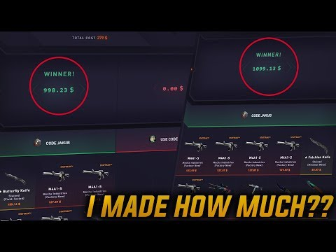 INSANE PROFIT ON DATDROP (VS DOOM13 & RAWDOG)