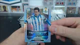 2014 Panini Prizm FIFA World Cup Soccer Case Break #1
