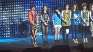 [Fancam] T-ara in Paris Music Bank Full HD 8-2-2012