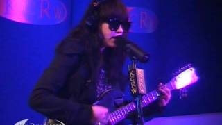 "Dum Dum Girls performing ""Bedroom Eyes"" on KCRW"
