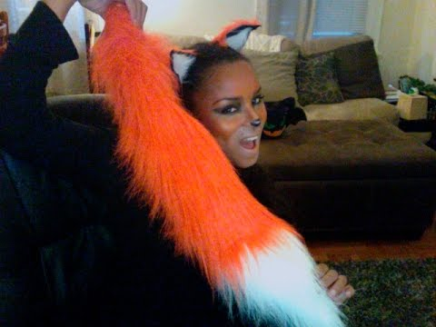 Easiest diy fox tail ever i promise youtube easiest diy fox tail ever i promise solutioingenieria Image collections