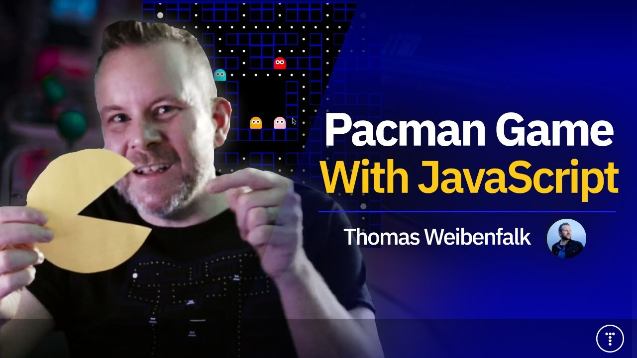 Build Pac-Man With JavaScript