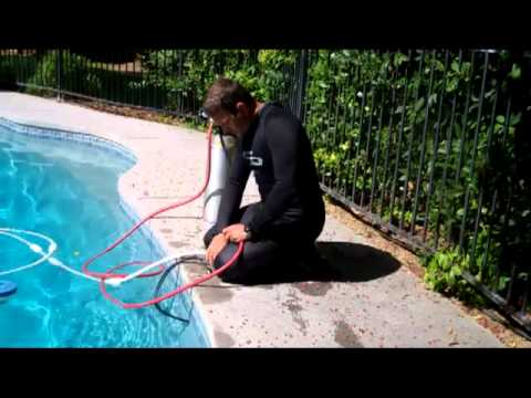 Swimming Pool Leak Detection Youtube