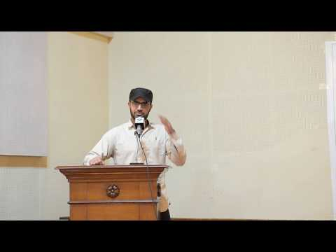 Haris Bilal at Collage Conference, Radio Pakistan Lahore