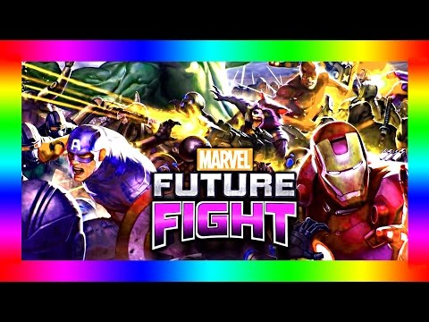 "Marvel Future Fight Let's Play - Chapter 1 ""The Mad Scientist"" - Best Free HD Android Games"