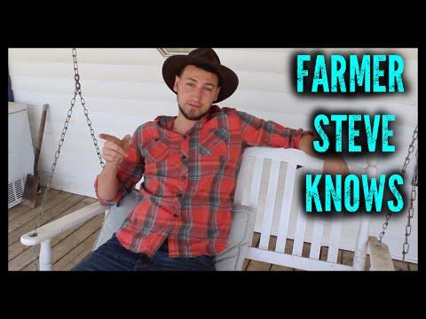 Farmer Steve | Alx James