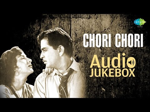 Raj Kapoor & Nargis | Chori Chori [1956] | HD Songs Jukebox