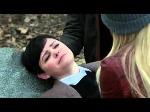 Emma Saves Snow 4x21 Once Upon A Time