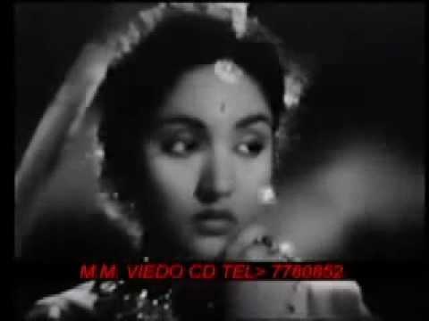 Tum Sang Laage Piya More Naina 1956 - Taj - Lata