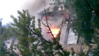 пожар донецк шахтостроителей дом 24(, 2010-07-31T19:18:43.000Z)