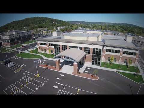uhs-new-vestal-locations---drone-video