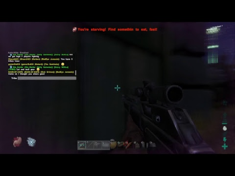 Ark Survival Evolved Ps4 raid defence all french vs english
