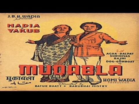 Muqabala (1942) Hindi Full Movie | Fearless Nadia, Yakub, Agha | Hindi Classic Movies
