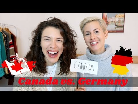 CANADA VS GERMANY - Which Country Is More Liveable?
