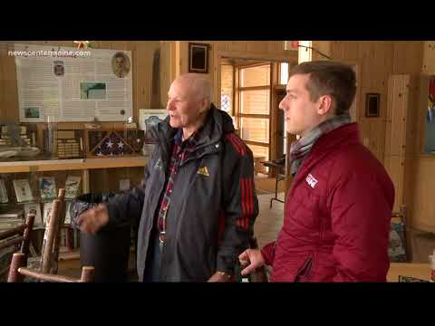 Olympic center's 91-year-old electrician
