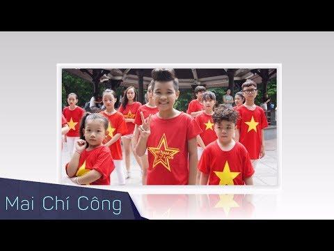 Việt Nam I Love (Karaoke) - Mai Chí Công ft Thiện Nhân, Hồng Minh, Nhật Minh, Quang Anh