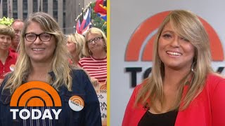 Two Ladies Receive Stunning Ambush Makeovers: 'Is That Me?!' | TODAY