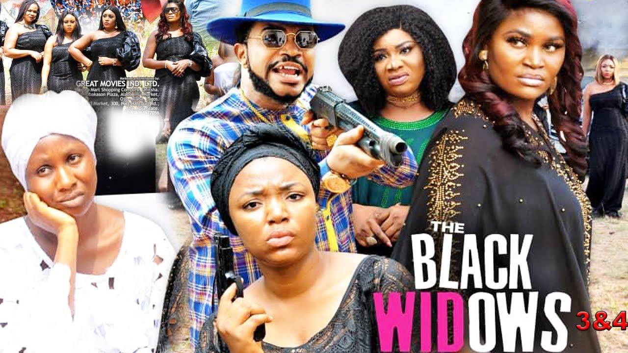 Download THE BLACK WIDOWS SEASON 4{NEW TRENDING MOVIE}-CHIZZY ALICHI|EKENE UMENWA|SONIA UCHE|2021 Nigerian