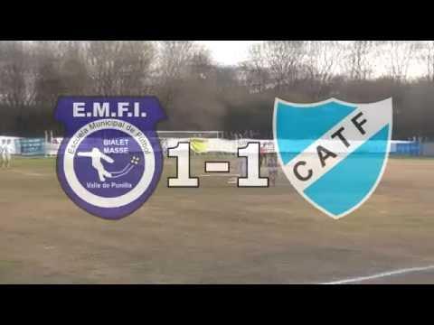 El Deportivo tv P18B01 - Resumen Fecha15 EMFI vs Tiro Federal.