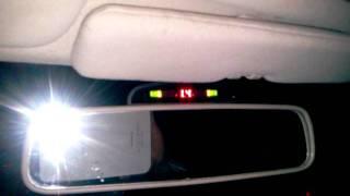 видео Lexus gs парктроник