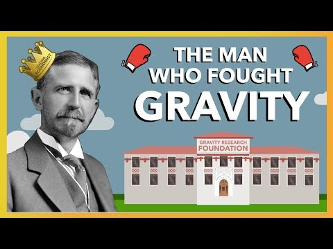 The Engineer Who Spent His Life Fighting Gravity