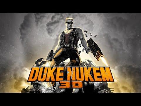 Стрим Duke Nukem 3D. (2 серия)