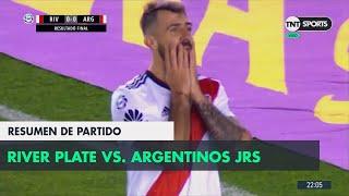 Resumen de River Plate vs Argentinos Jrs | Fecha 3 - Superliga Argentina 2018/2019