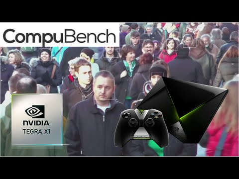 Shield TV - CompuBench - RenderScript