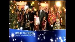 Mensaje Navideño del Ministro de Cultura y Deportes, Dwight Pezzarossi