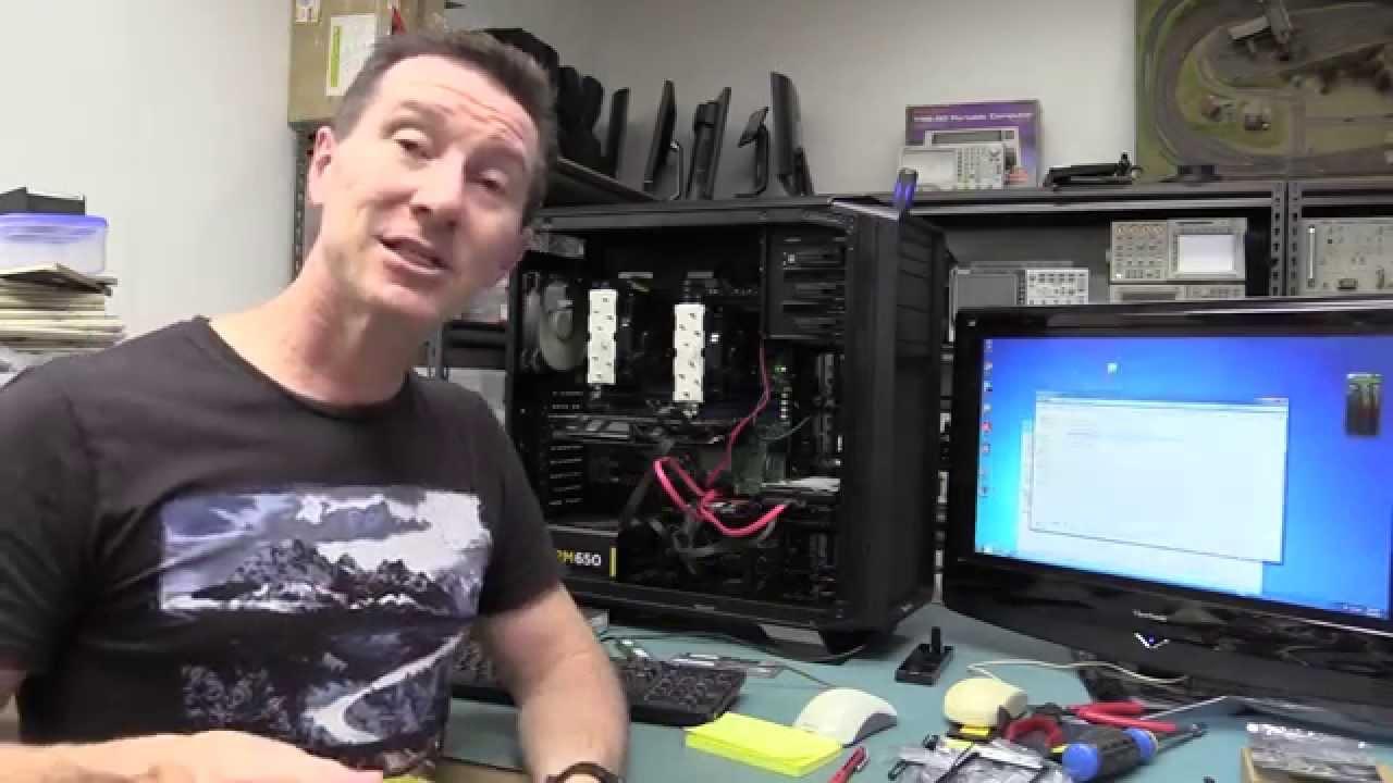 EEVblog #726 - Dual Xeon Video Editing Machine Build